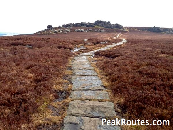 Back Tor - Derwent Edge