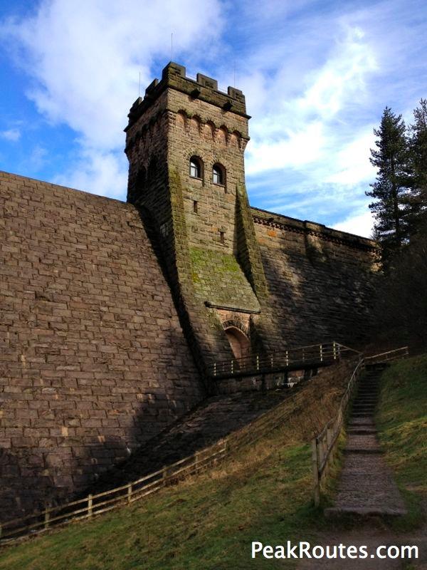 Derwent Dam Wall