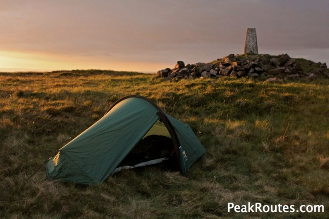 Axe Edge Moor - Wild Country Zephyros 1