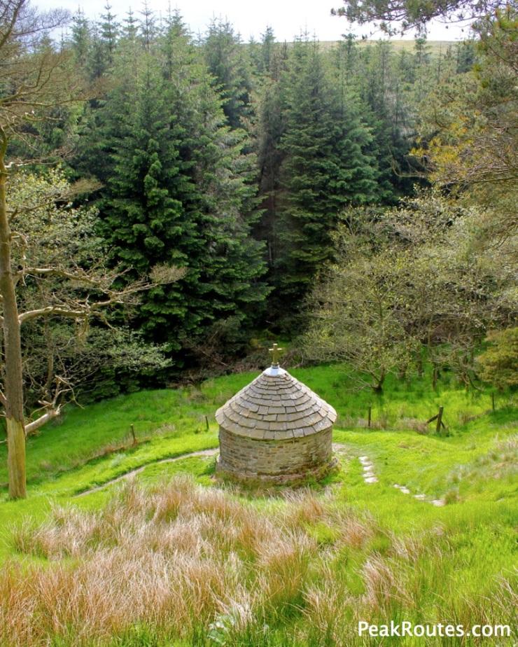 Errwood Shrine