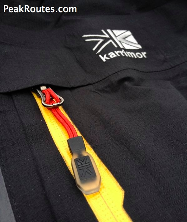 Karrimor Elite Alpiniste eVent Jacket