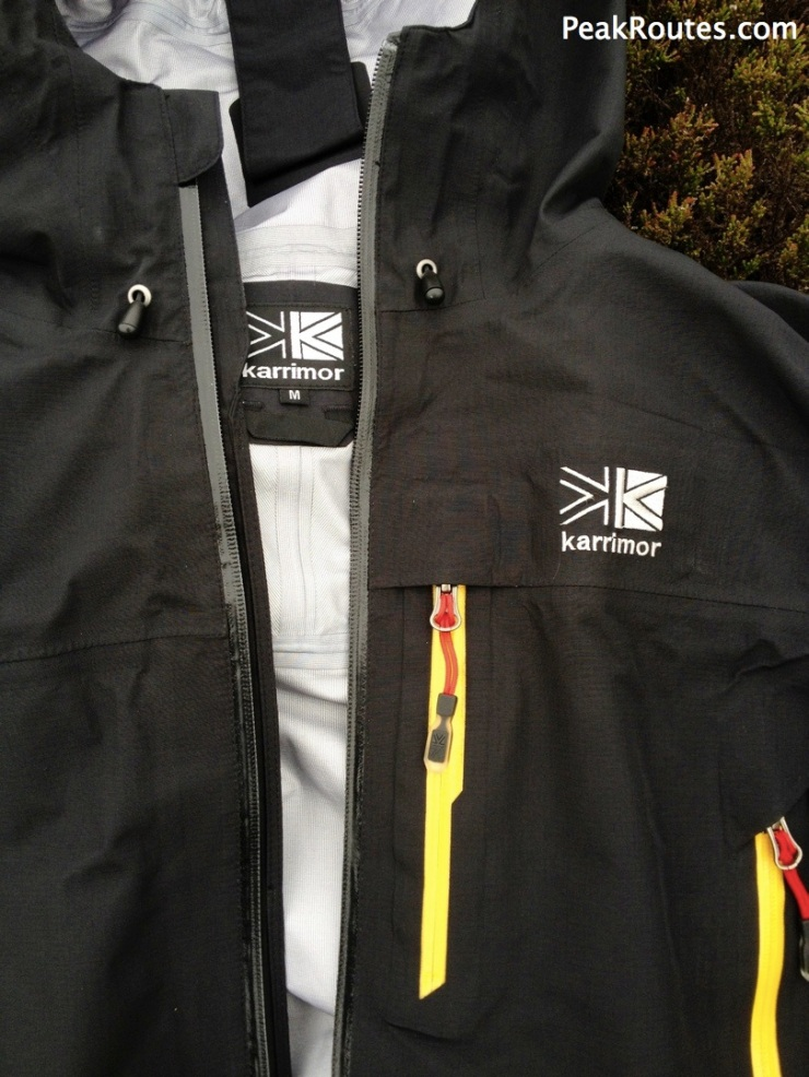 Karrimor Elite Alpiniste eVent Jacket