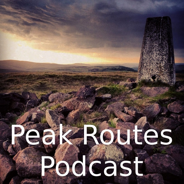 Peak Routes Podcast - Episode 5 - Axe Edge Moor