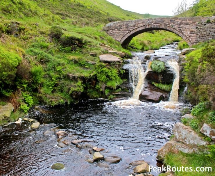 Three Shire Heads Bridge