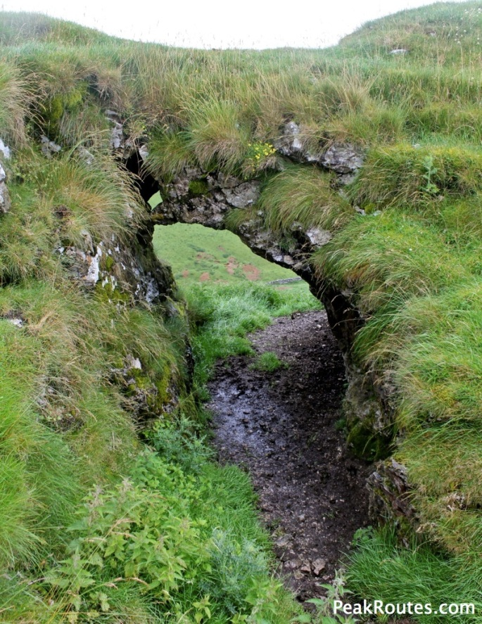 Chrome Hill Archway