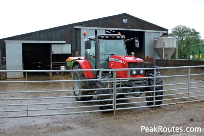 Crowdecote - Underhill Farm