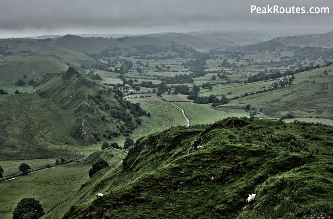 Parkhouse Hill & Dove Valley - HDR