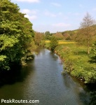 Derwent Valley Heritage Way - The River Derwent at Ambergate