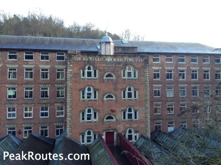 Derwent Valley Heritage Way - Masson Mill