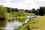 Derwent Valley Heritage Way - Anglers near Borrowash