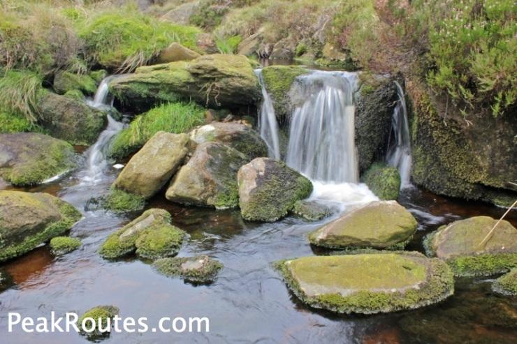 River Derwent - Mini Waterfalls