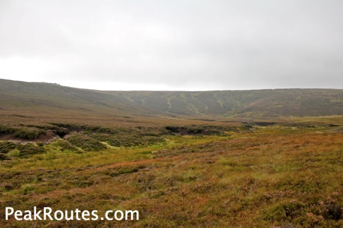 Swaines Greave - Source of the River Derwent