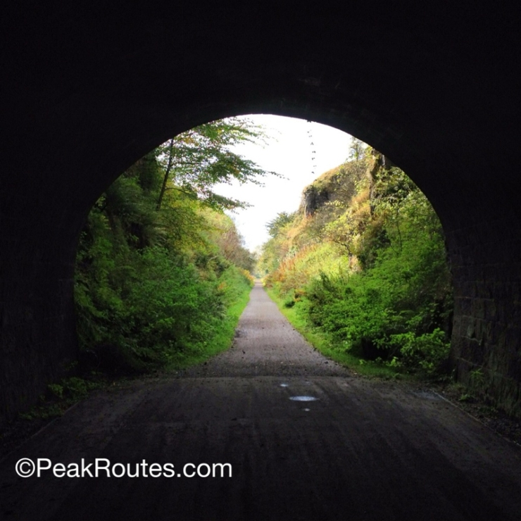 High Peak Trail - Hopton Tunnel