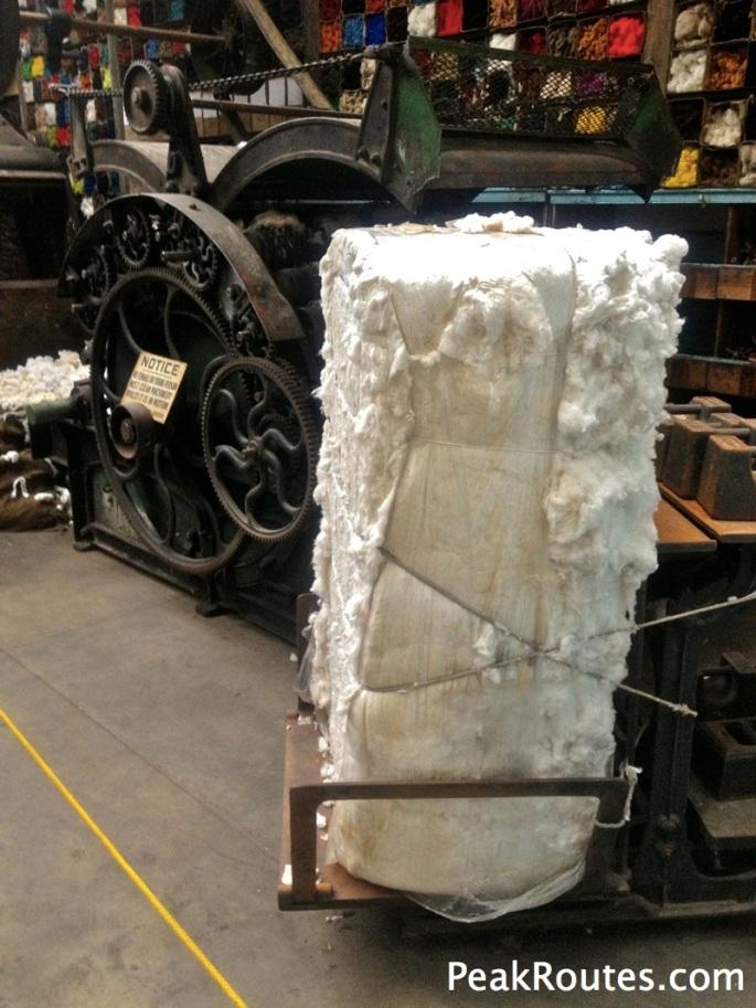 Masson Mill - Cotton Bale