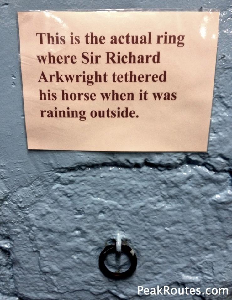 Masson Mill - Tethering Ring