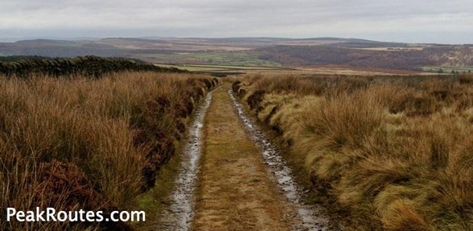 Peak District - Beeley Moor & Chatsworth