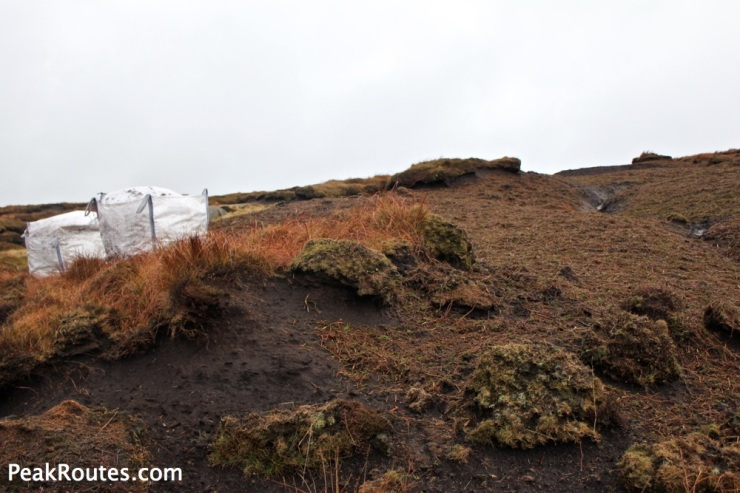 Moors for the Future work on Kinder Scout