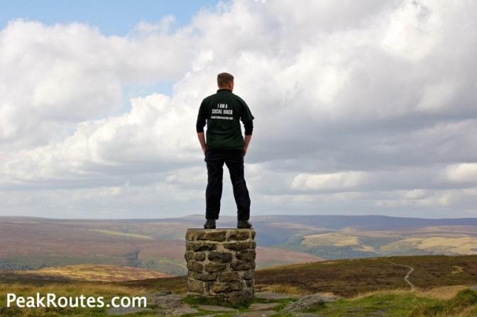 Social Hiking in the Upper Derwent Valley