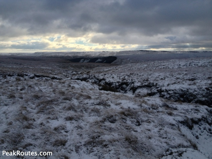 Alport Moor - Kinder Scout