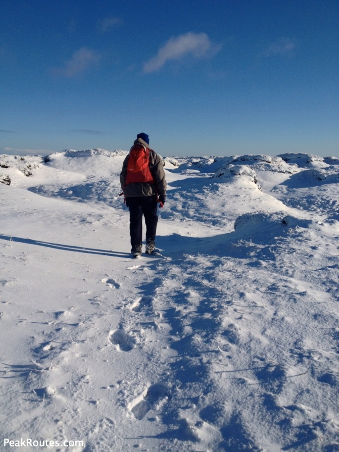 A Snowy Bleaklow