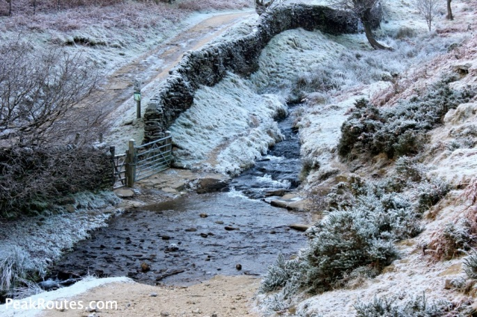 Jaggers Clough River Crossing