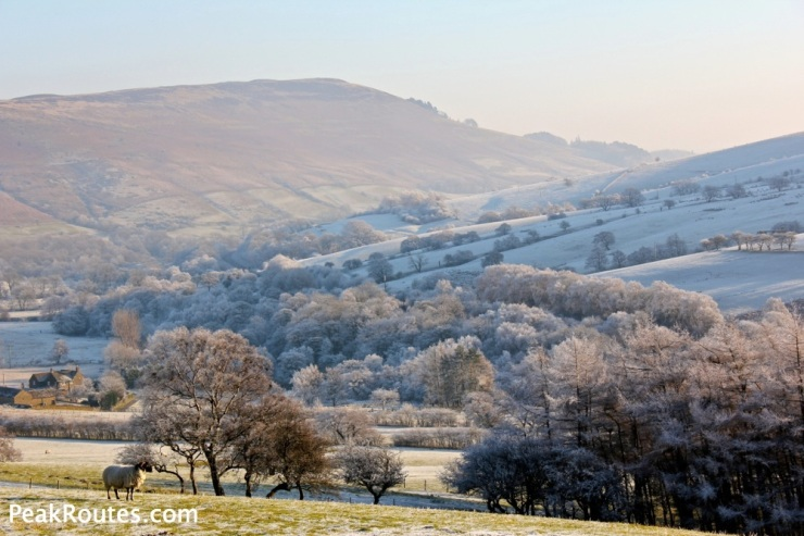 Win Hill and the Vale of Edale