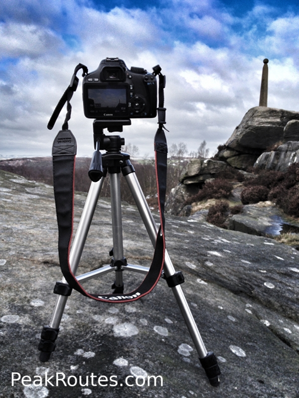 Birchen Edge - Time Lapse