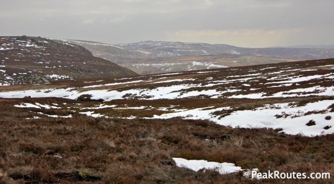 Crow Stones and Derwent Edge