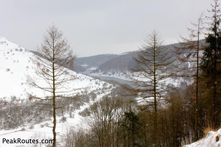 Ladybower - Woodlands Valley