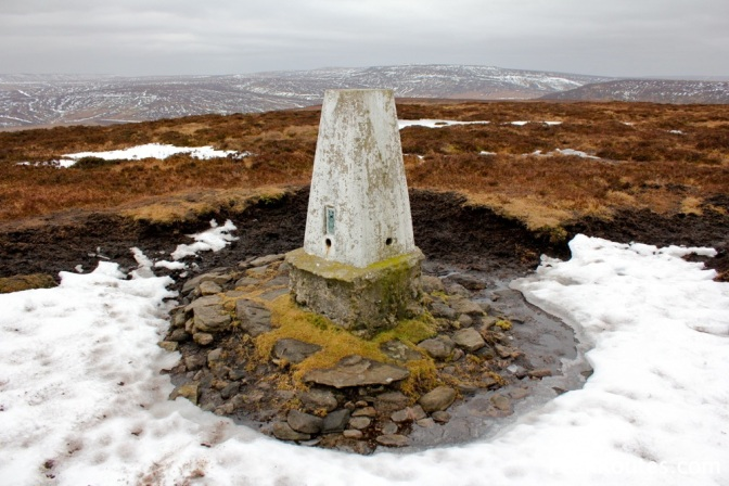 Outer Edge - Trig Point