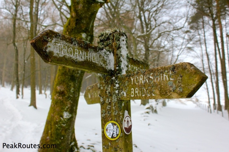 Parkin Clough Sign