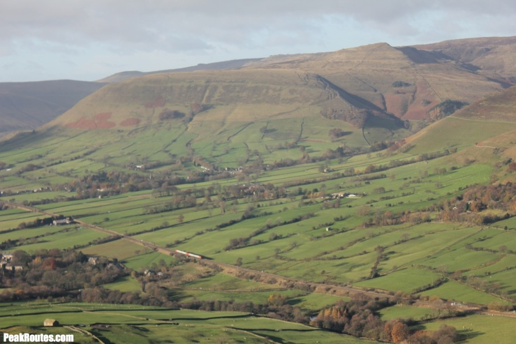 Edale from Lose Hill