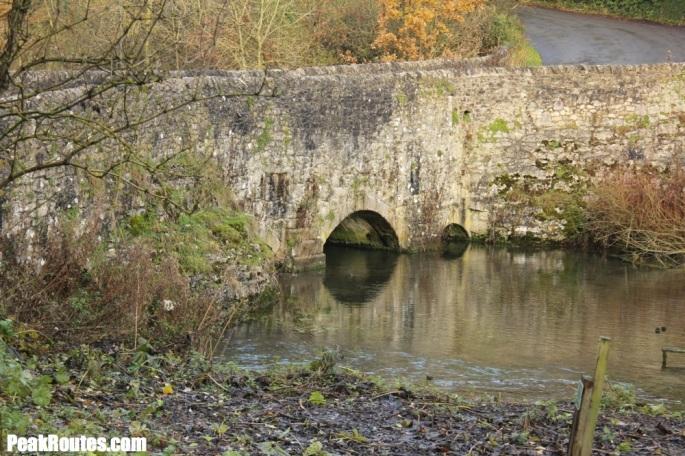 Conksbury Bridge Lathkill Dale