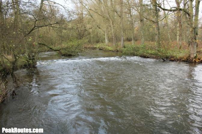 The River Wye near Haddon Hall