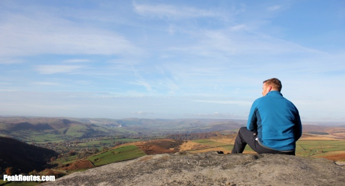 Contemplative on Higger Tor