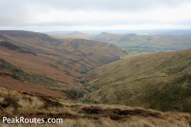 Grindsbrook from Upper Tor