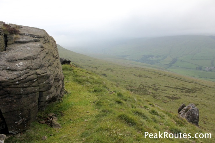 Crookstone Knoll on Kinder Scout