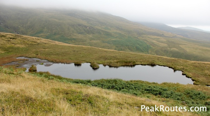 Mermaid's Pool on Kinder Scout