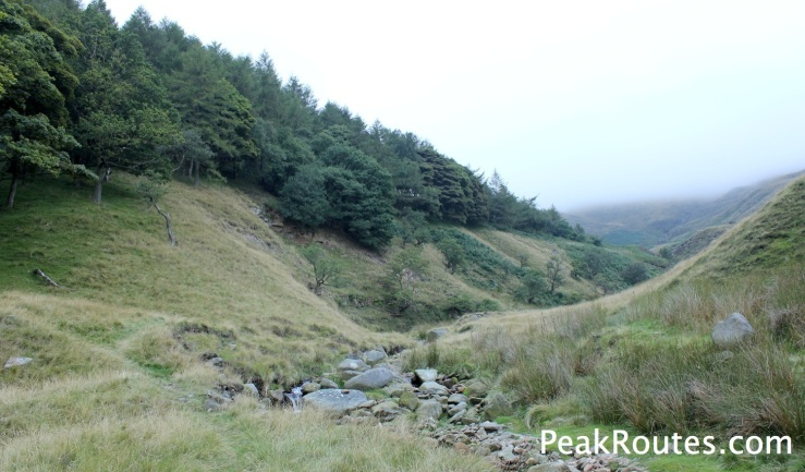 River Kinder above Kinder Reservoir