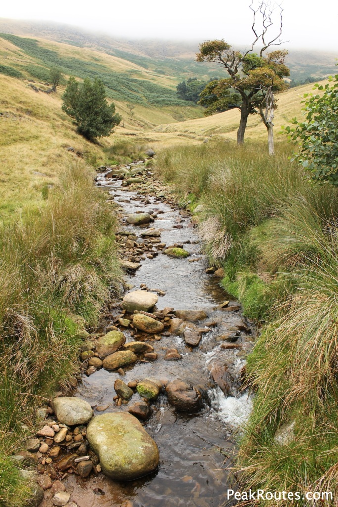 River Kinder on the way to Kinder Reservoir