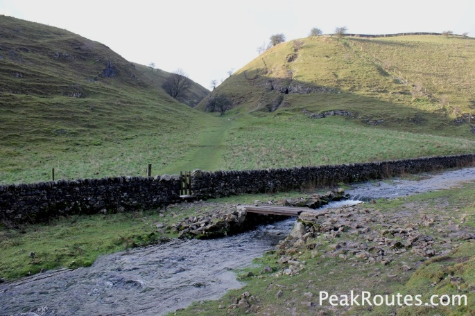 Tansley Dale from Cressbrook Dale