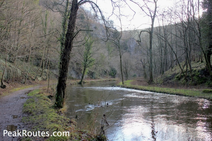 River Wye in Miller's Dale