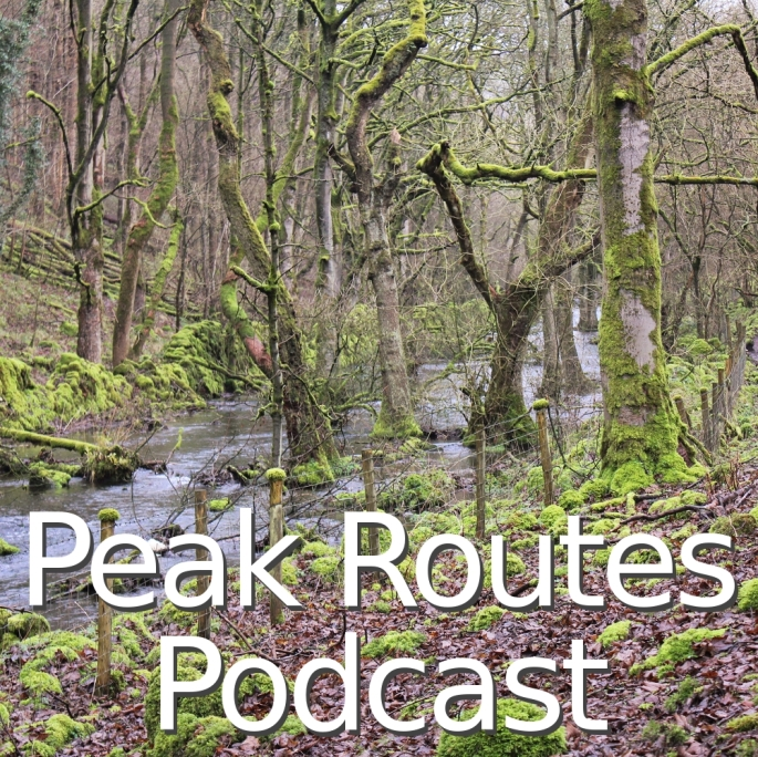 Peak Routes Podcast - Episode 10 - Monsal, Cressbrook, Tideswell & Miller's Dale