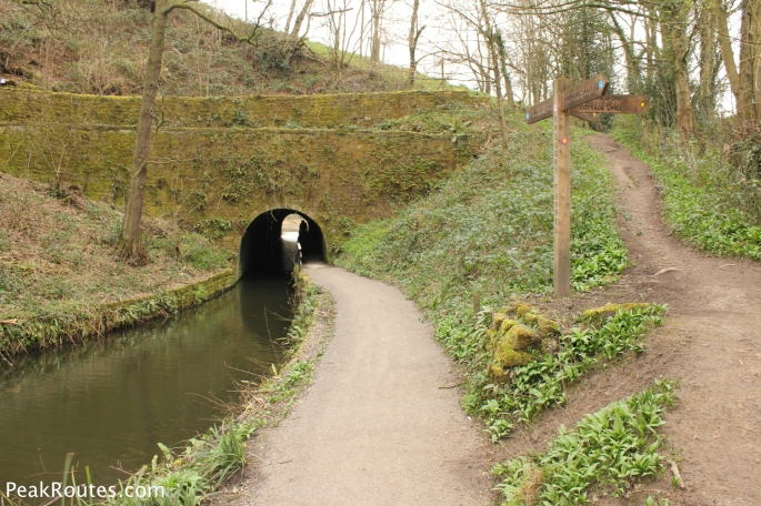 Northern Entrance to the Gregory Tunnel