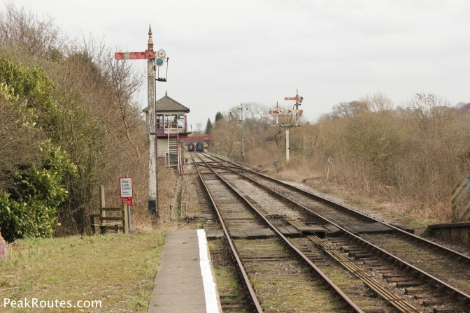 The Midland Railway at Butterly