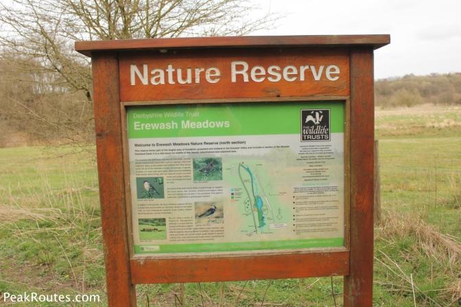 The Erewash Meadows Nature Reserve