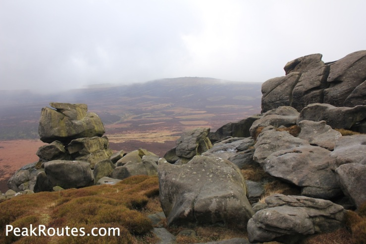 Bleaklow Stones from Grinah Stones