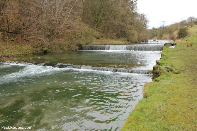 The Weirs in Lathkill Dale