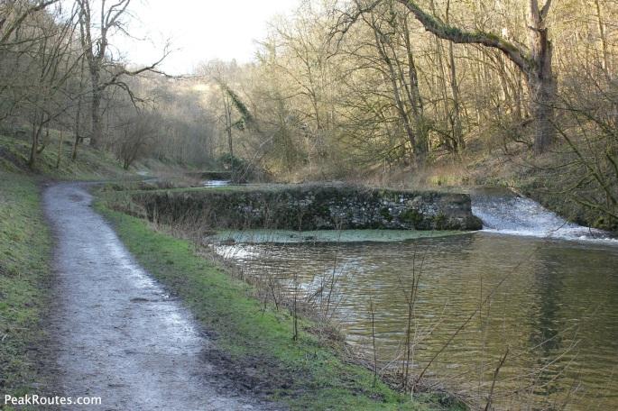 Dams in Bradford Dale