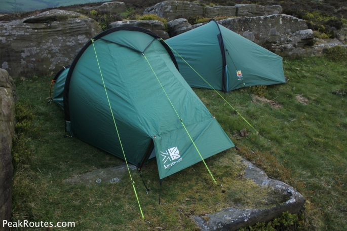 Wild Camping Peak District >> Peak District Wild Camping White Edge Peakroutes Com